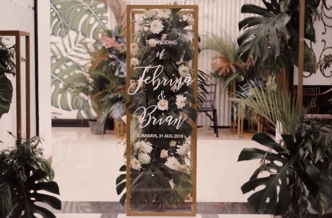 The Wedding of Brian & Febri by Daydreaming Works - 004