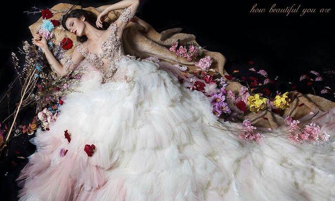 Black Romance by Gazelle Brides - 007