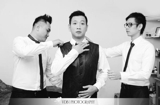 [Wedding Day] Rio & Winnie by VDB Photography - 014