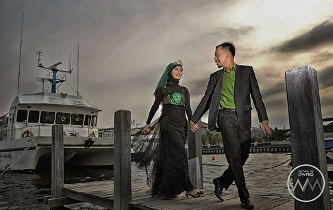 Engagement / Postwedd by pictures by OWMO - 022