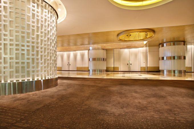 Ballroom Interior by Thamrin Nine Ballroom - 005