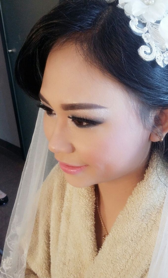 Wedding MakeUp by Weiching Bridal Make Up - 002