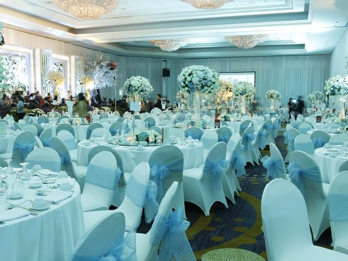 Wedding by JW Marriott Hotel Surabaya - 007