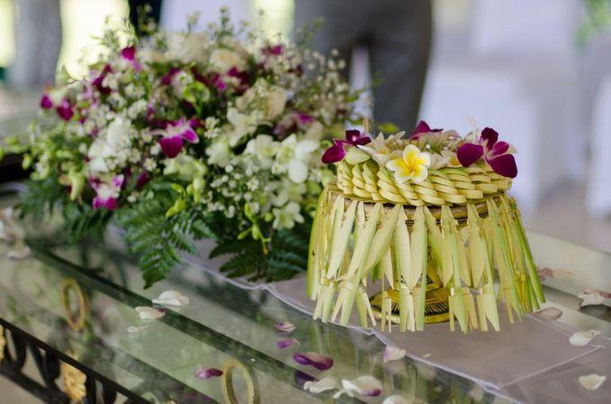 Flowers Decoration by Meliá Bali Indonesia - 006