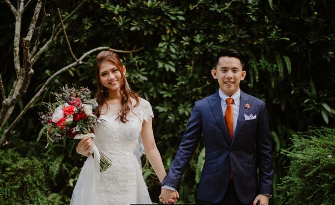Aaron and  Veira Actual Day Wedding by Susan Beauty Artistry - 015