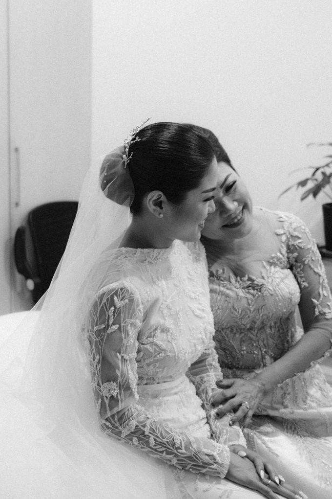 Enrica & Billy Wedding by Priscilla Myrna - 007