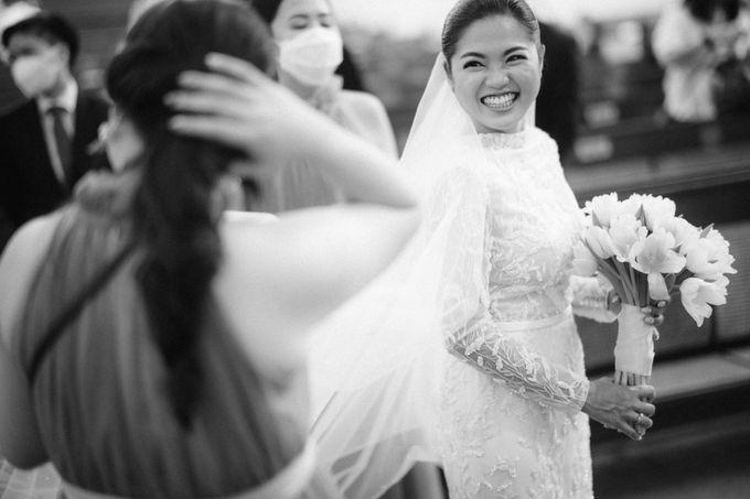 Enrica & Billy Wedding by Sweetsalt - 012