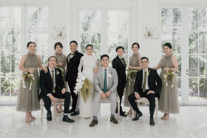 Enrica & Billy Wedding by Priscilla Myrna - 014