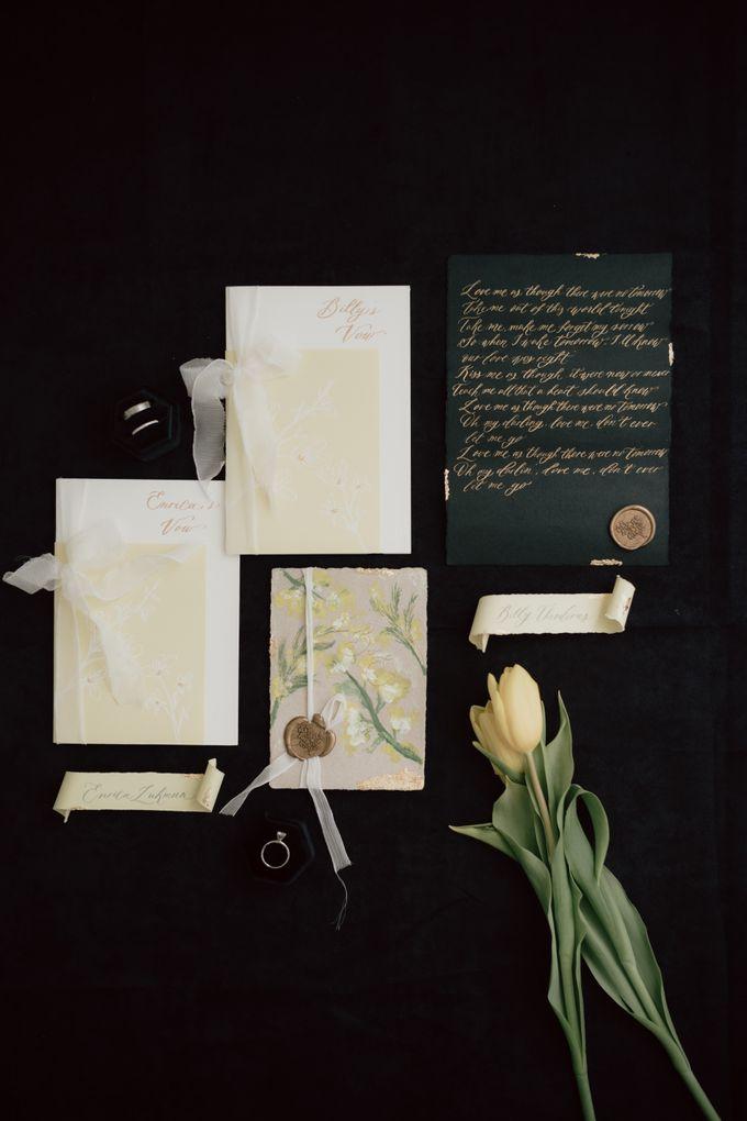 Enrica & Billy Wedding by Priscilla Myrna - 018