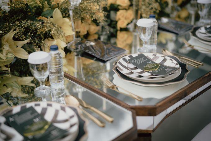 Enrica & Billy Wedding by Priscilla Myrna - 030