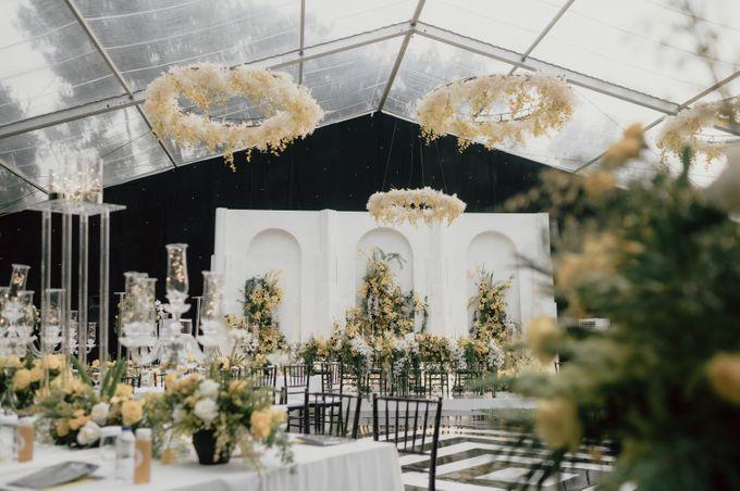 Enrica & Billy Wedding by Priscilla Myrna - 032