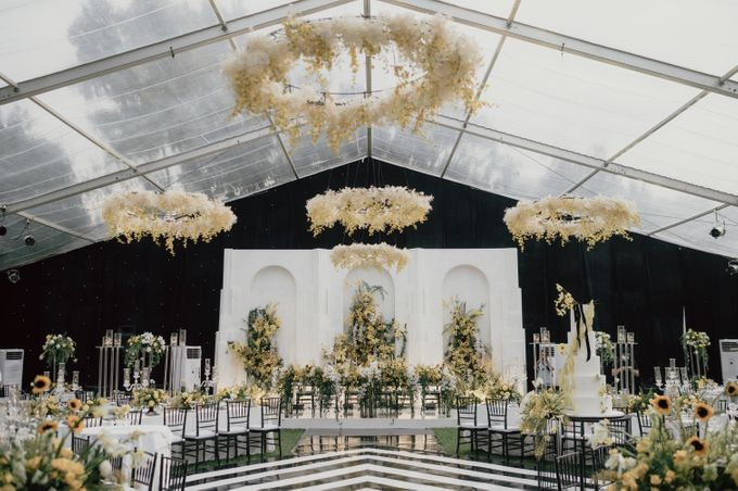 Enrica & Billy Wedding by Priscilla Myrna - 036