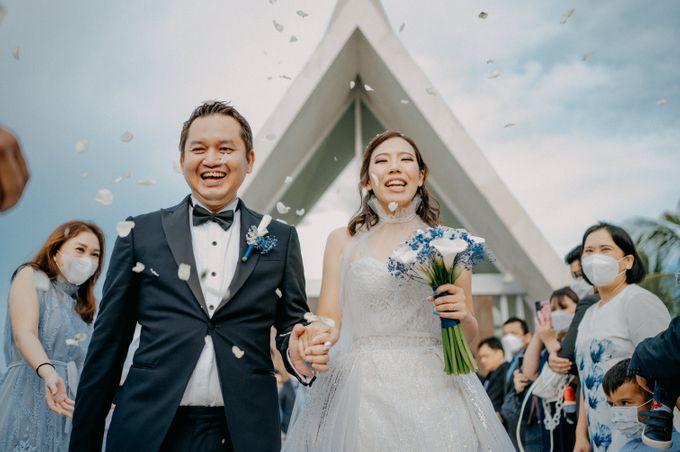 Bredly & Elvirda by Bali Wedding Paradise - 014