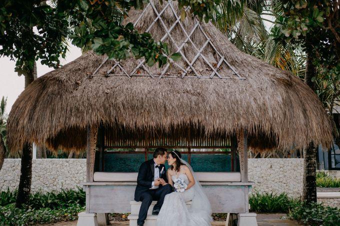 Bredly & Elvirda by Bali Wedding Paradise - 001