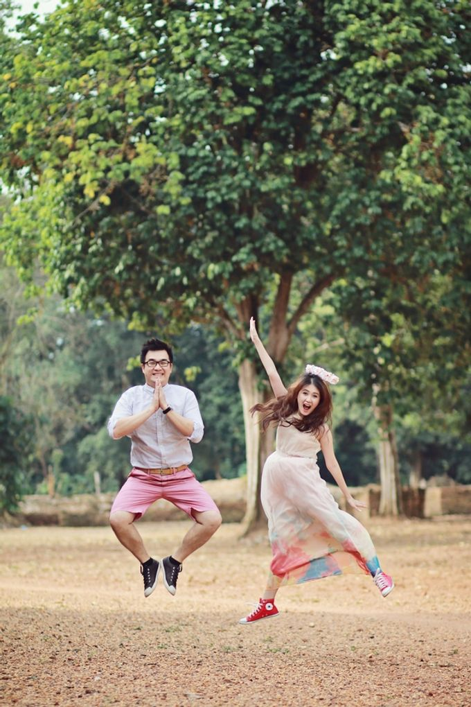 David & Vivi Prewed  and stopmotion by Phico photography - 007