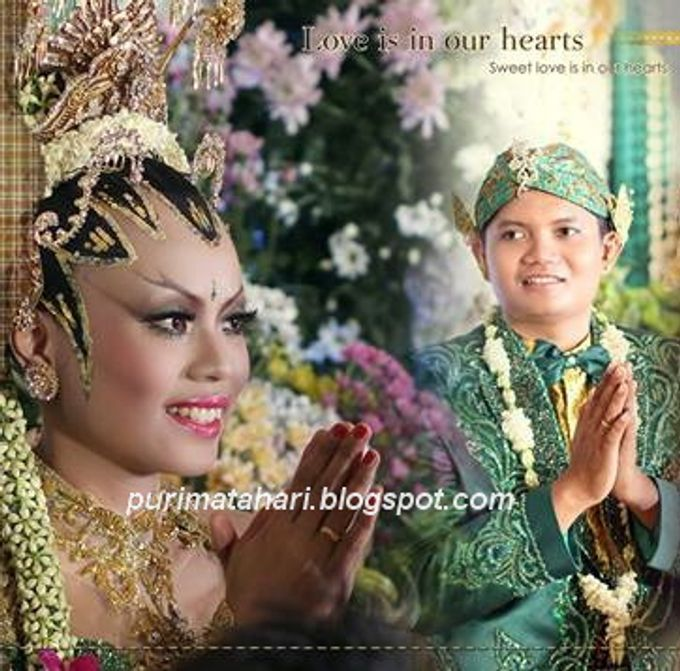 Pengantin Traditional by Puri Matahari Rias Pengantin - 001