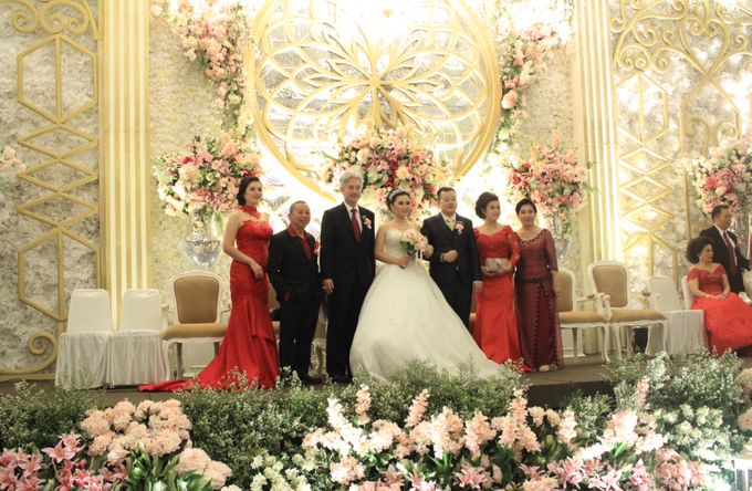 MC Wedding MDC Hall Wisma 76 Jakarta - Anthony Stevven by MDC HALL - 010