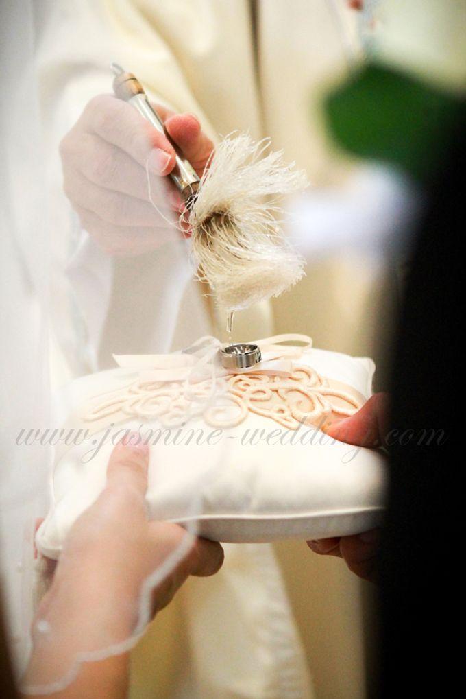 Wedding Blessing Ceremony Part IV by Jasmine Wedding Bali - 001