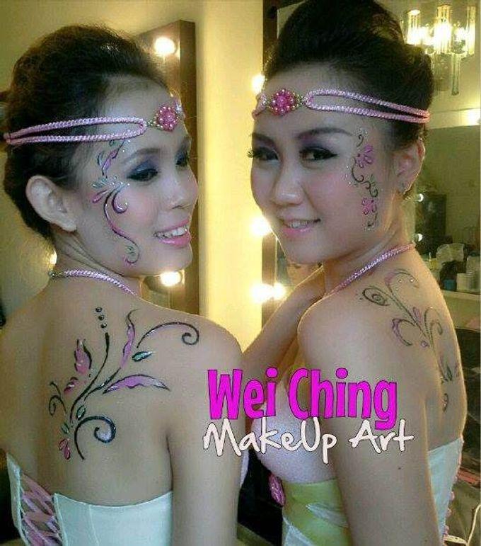Weiching Bridal by Weiching Bridal Make Up - 012