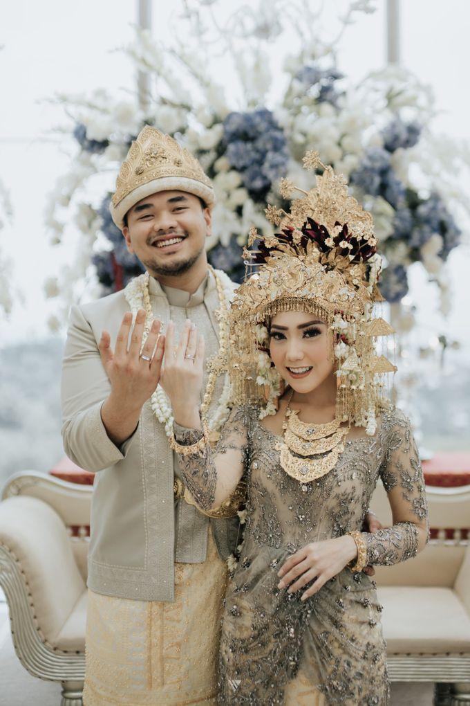 Pernikahan Baby & Erick At Intercontinental by InterContinental Bandung Dago Pakar - 004