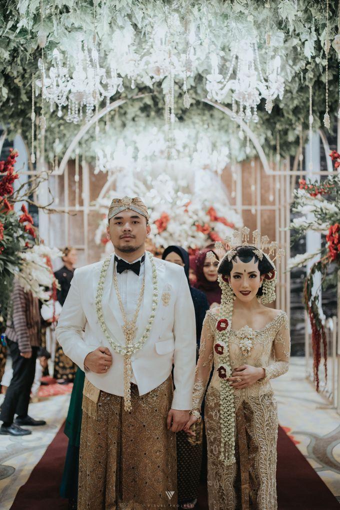 Pernikahan Baby & Erick At Intercontinental by InterContinental Bandung Dago Pakar - 002