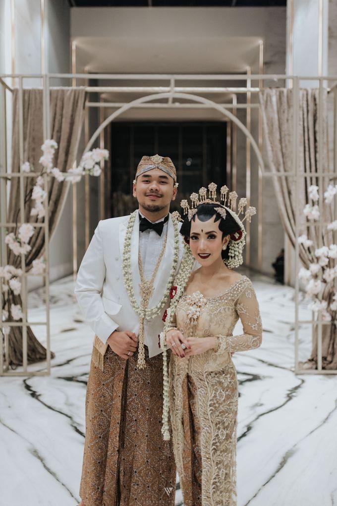 Pernikahan Baby & Erick At Intercontinental by InterContinental Bandung Dago Pakar - 001