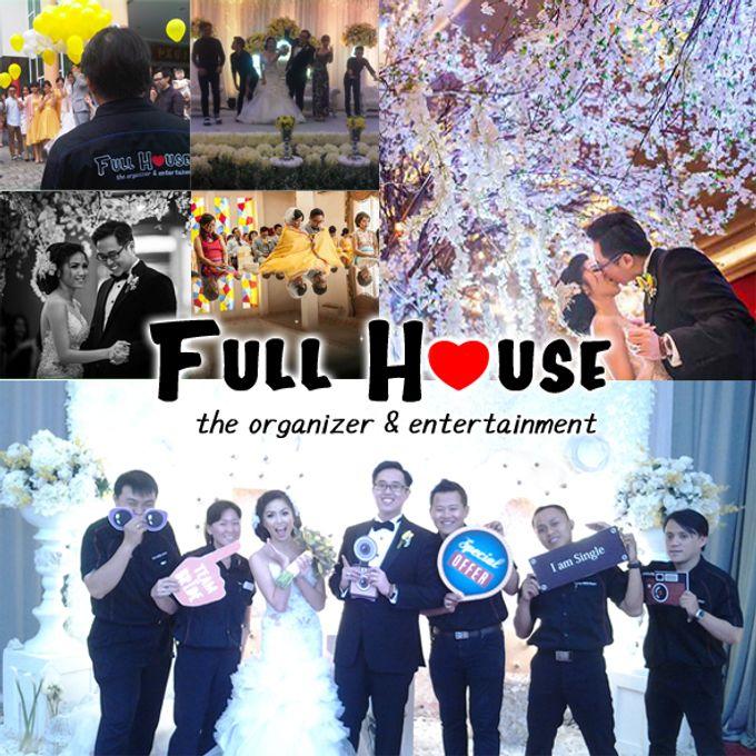 Wedding of Didiet & Corine - 26 januari 2014 by Full House the organizer & entertainment - 001