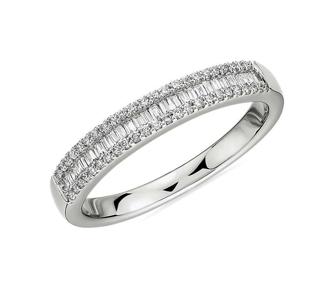 Wedding Ring by Mirage Jeweler - 012