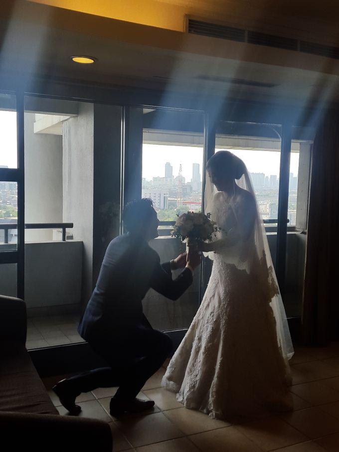 The Wedding Denny Oswaldo & Lusiana Tanudjaja by Red Hat Organizer - 019