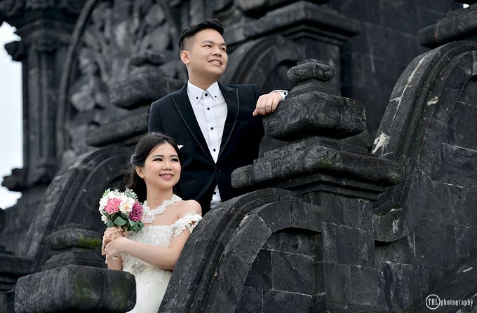 Prewedding of Calvin and Leoni by THL Photography - 003