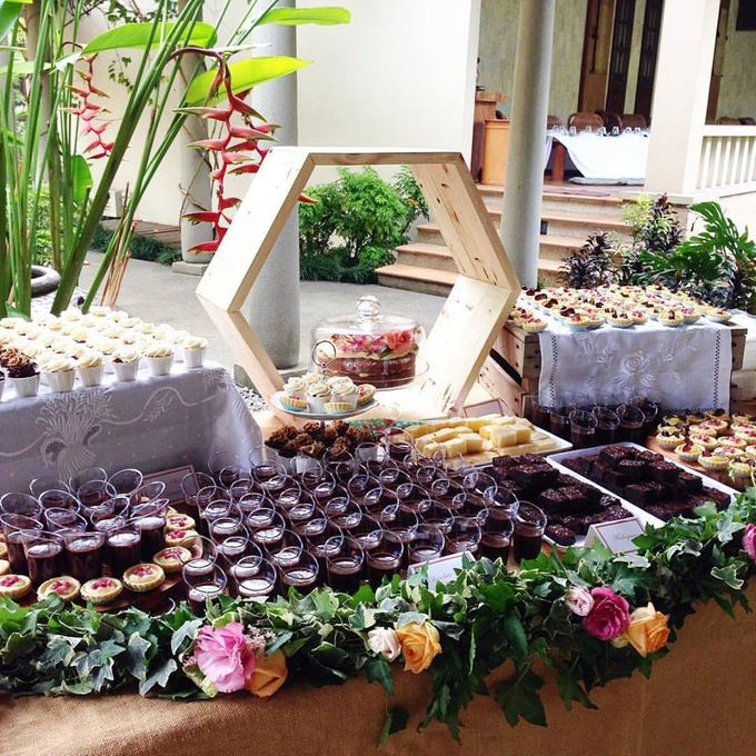 Dessert table by Baked KL - 001