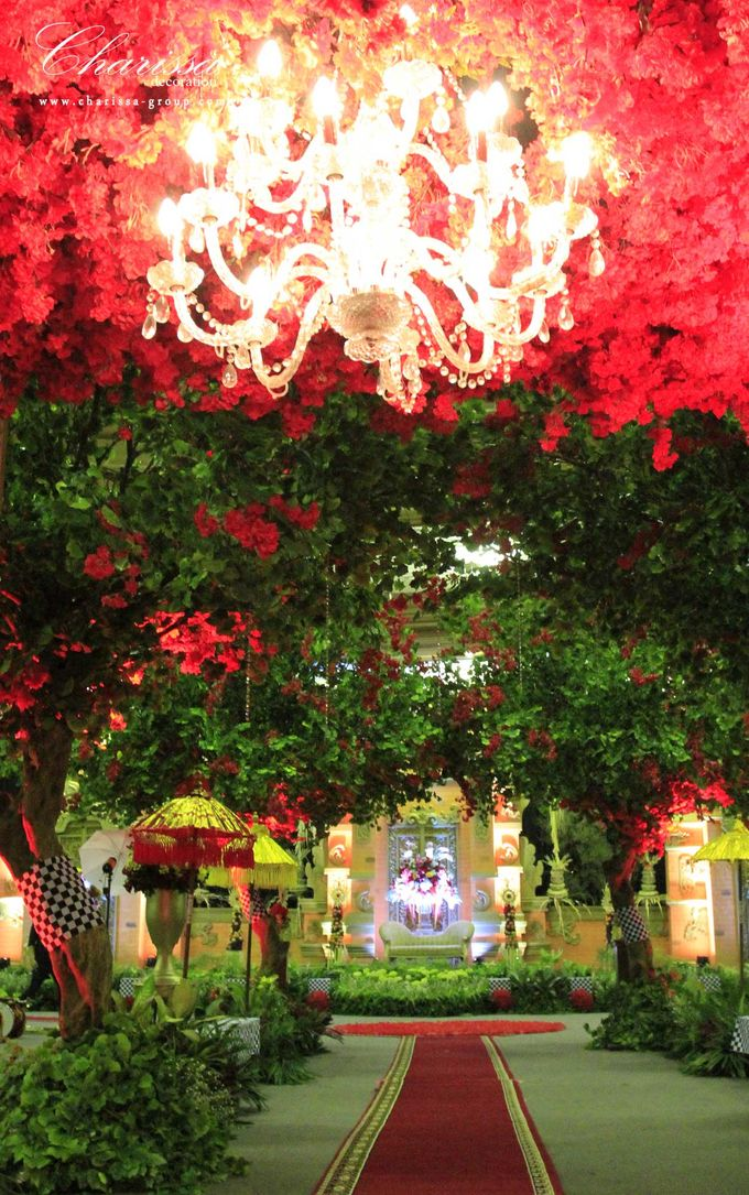 Dekorasi Adat Bali - Balai Kartini by Charissa Event & Wedding Decoration - 003
