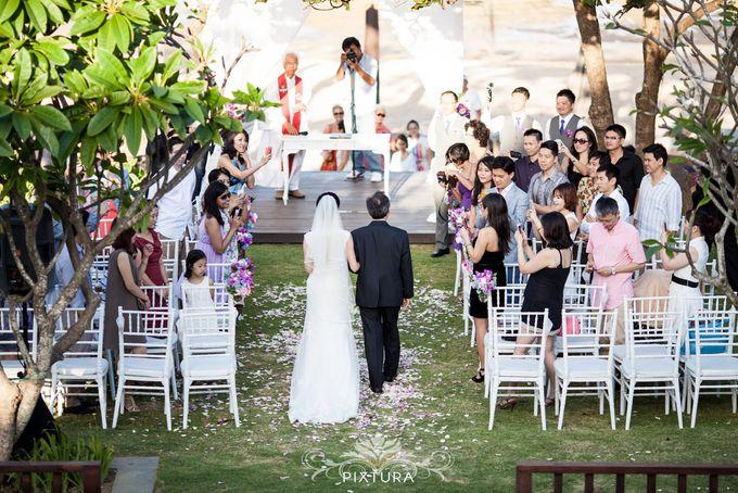 Wedding at Fairmont Bali by Fairmont Sanur Beach Bali - 009