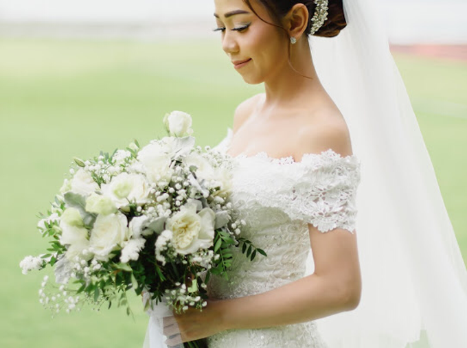 Ling & Yuli Wedding by Bali Becik Wedding - 008