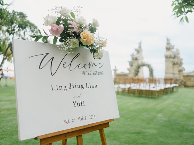 Ling & Yuli Wedding by Bali Becik Wedding - 013