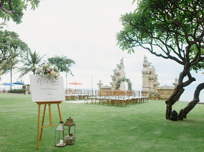 Ling & Yuli Wedding by Bali Becik Wedding - 014