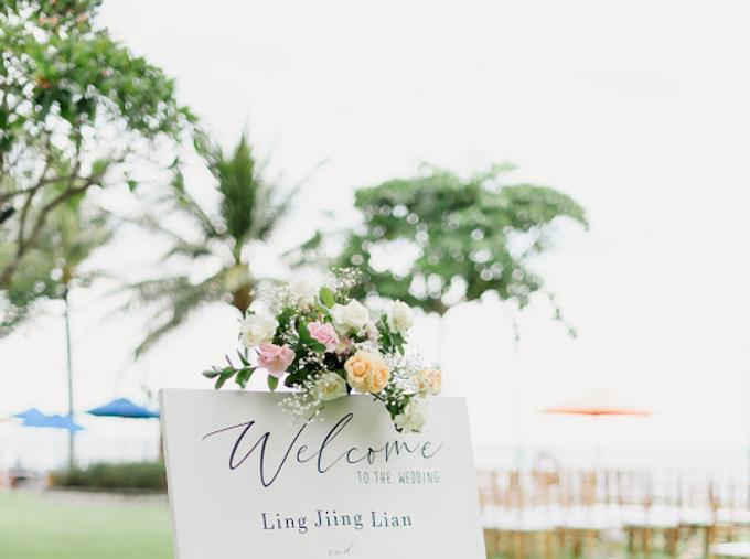 Ling & Yuli Wedding by Bali Becik Wedding - 020