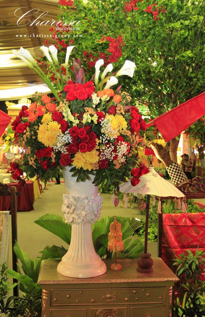 Dekorasi Adat Bali - Balai Kartini by Charissa Event & Wedding Decoration - 006