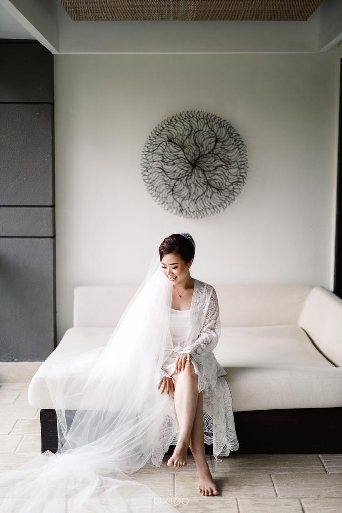 Koki & Lina by Bali Chemistry Wedding - 001