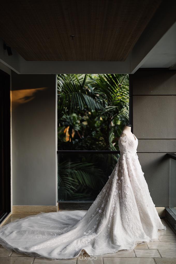 Koki & Lina by Bali Chemistry Wedding - 004