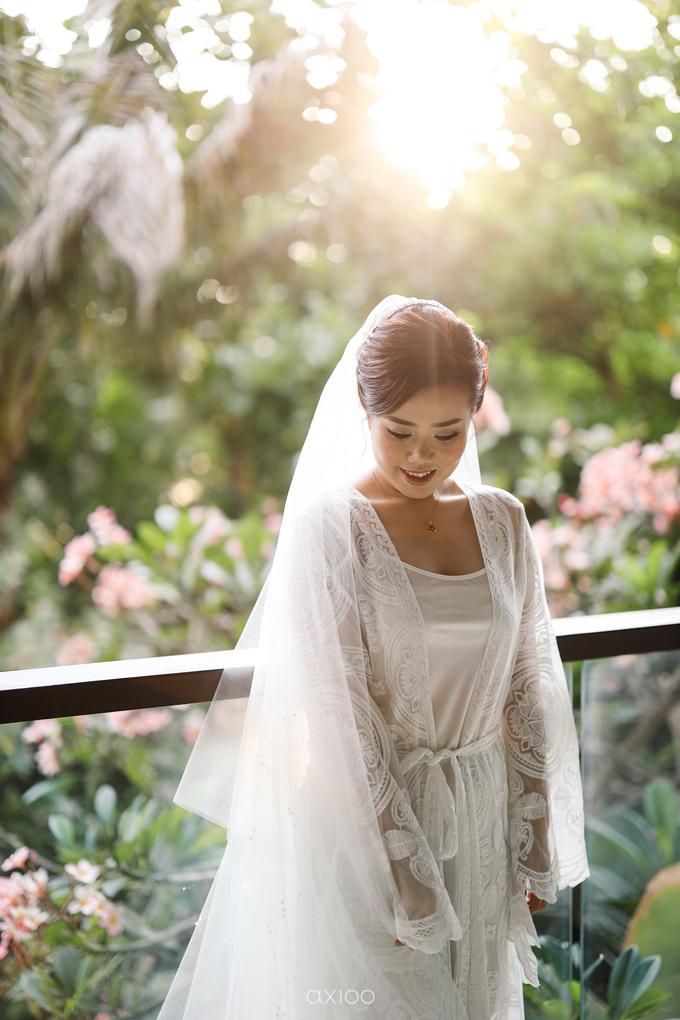 Koki & Lina by Bali Chemistry Wedding - 002