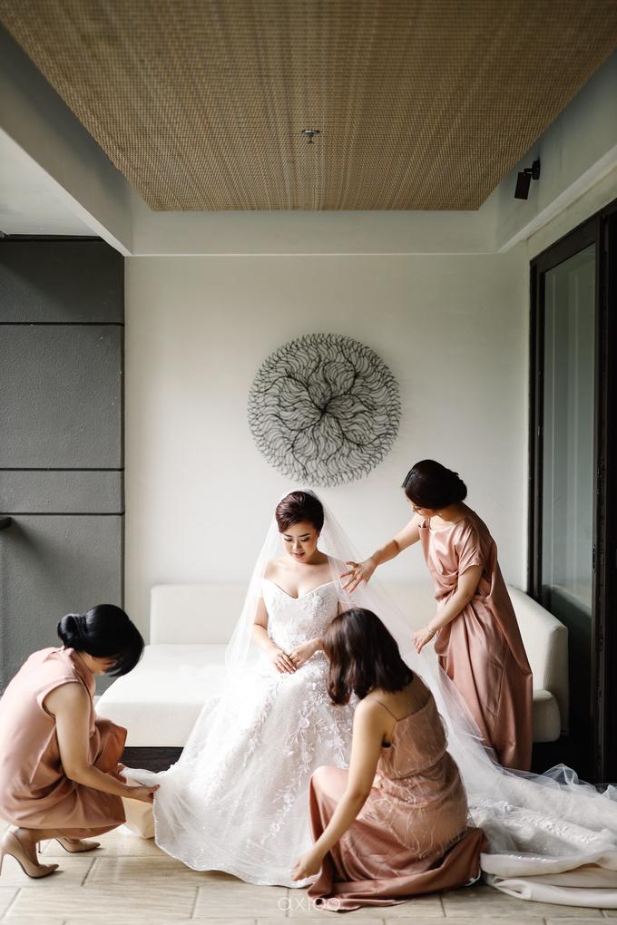 Koki & Lina by Bali Chemistry Wedding - 006