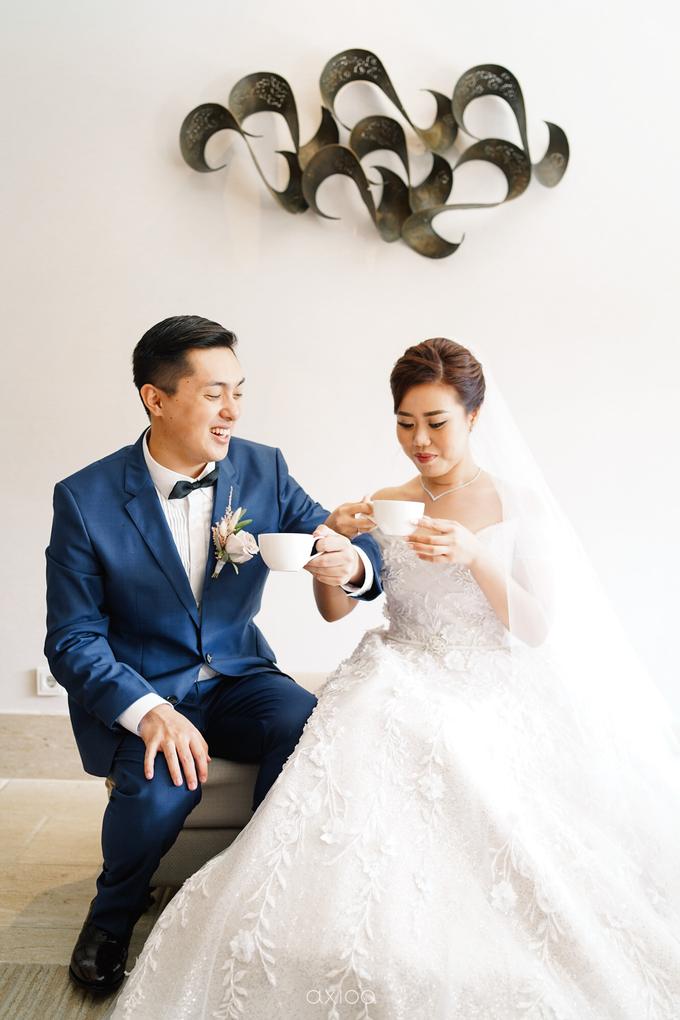 Koki & Lina by Bali Chemistry Wedding - 012