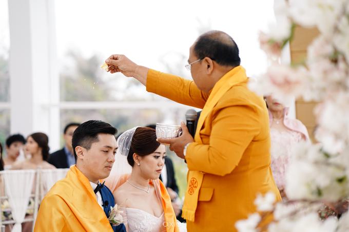 Koki & Lina by Bali Chemistry Wedding - 020