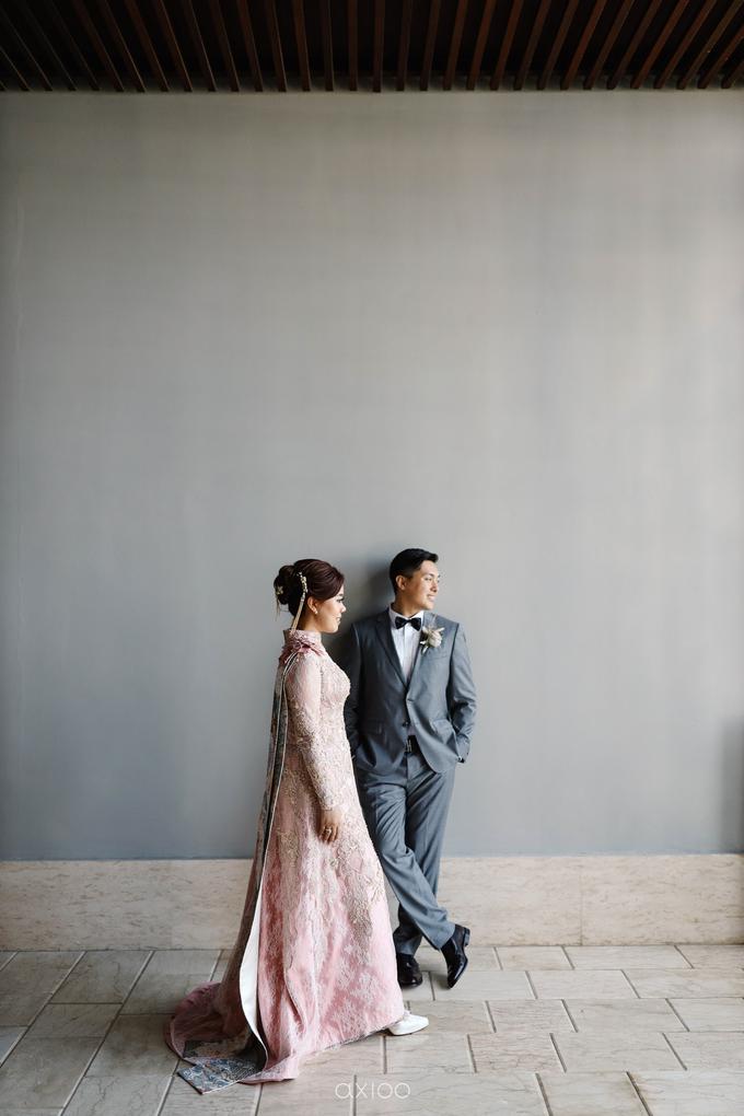 Koki & Lina by Bali Chemistry Wedding - 028