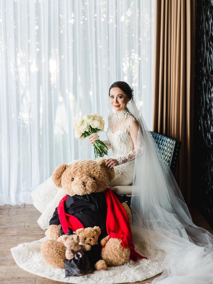 Arland & Angelina by Bali Chemistry Wedding - 012