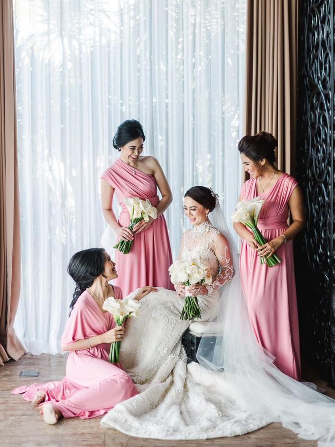 Arland & Angelina by Bali Chemistry Wedding - 015