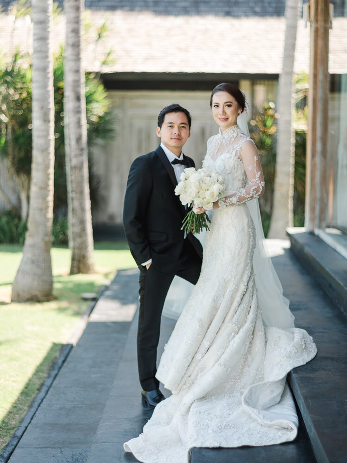 Arland & Angelina by Bali Chemistry Wedding - 028