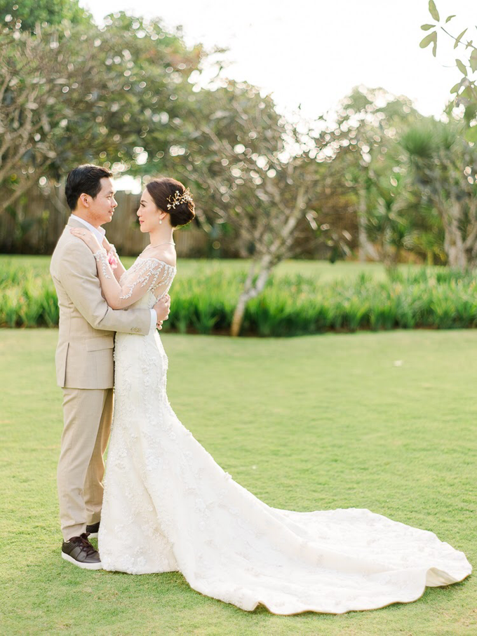 Arland & Angelina by Bali Chemistry Wedding - 036