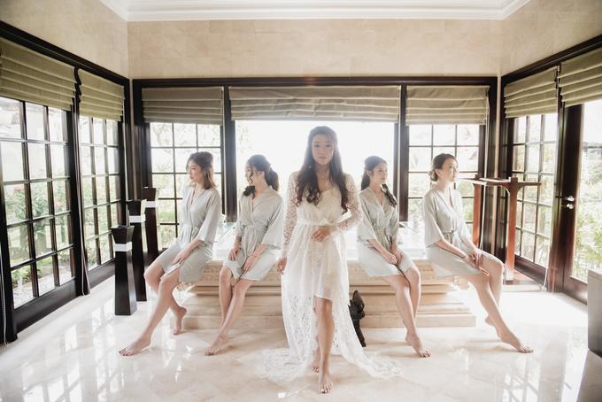 Colloque & Betty Li by Bali Chemistry Wedding - 003